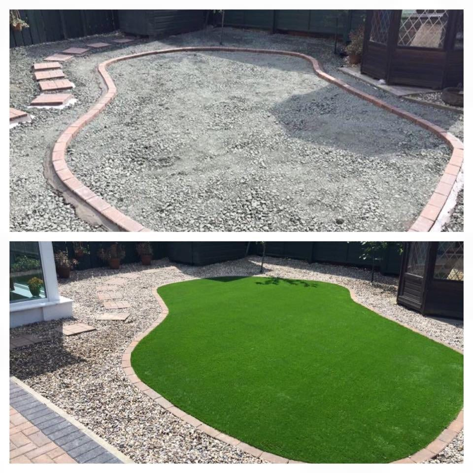 Artificial Grass See Our Work 5